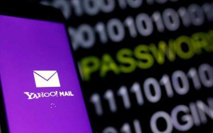 ¿Tienes una cuenta Yahoo?, hay robo de información privada en más de 1.000 millones cuentas
