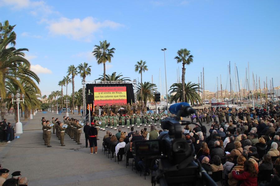 Concierto de Navidad del Ejército con entrada libre a todo el público en Barcelona
