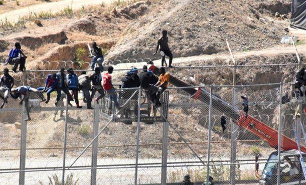 48 entidades españolas denuncian en un manifiesto la devolución de inmigrantes