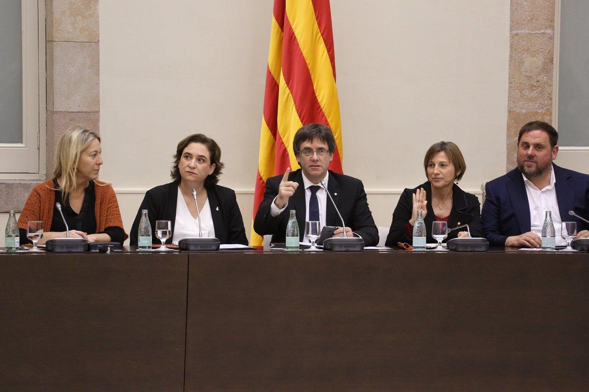 La Guardia Civil cita a declarar el portavoz del Pacto Nacional por el Referéndum en Cataluña