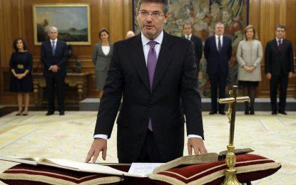"""El Gobierno: No habrá ningún referéndum en 2017 en Cataluña, """"no cabe"""" en la Constitución"""