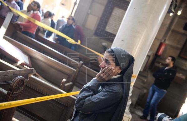 Riad ofreció sus condolencias a las familias de las víctimas y al Gobierno y al pueblo del país 'hermano', Egipto. Efe