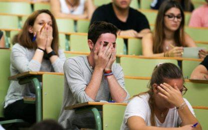 Cae el porcentaje de estudiantes catalanes que aprueban la Selectividad, y una nota media de 6,4