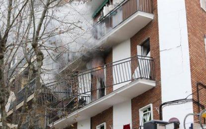 Al agente de la Guardia Civil Enrique L.D. le caen 10 años de cárcel, autor de 20 incendios en Madrid