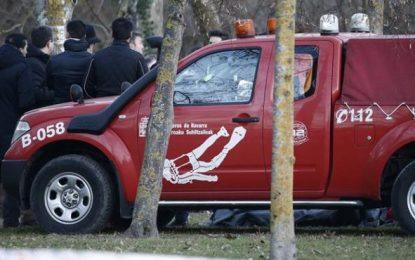 Hallado en el río Arga el cadáver de Blanca Esther Marqués asesinada en Burlada (Navarra)