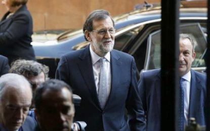 """Rajoy: """"Dialogaré todo lo que tenga que dialogar"""" con el separatismo catalán"""