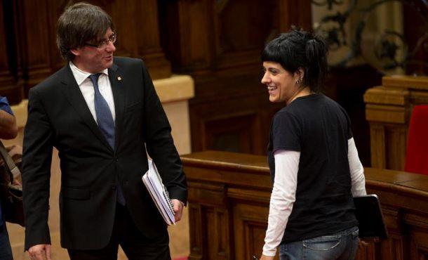El 54% de los catalanesestarían dispuestos a participar en el referéndum ilegal en Cataluña