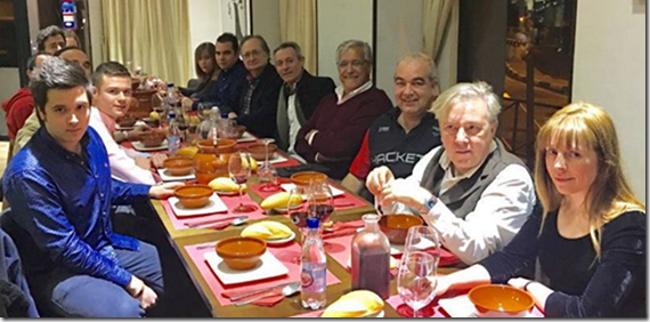 Josep Anglada mantiene contactos en Madrid para ampliar las bases de «Somos Identitarios»
