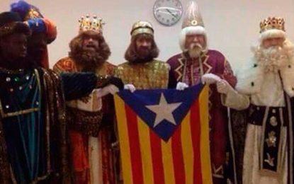 """Foro Guardia Civil denuncian la """"manipulación de niño"""" en Cataluña, """"muy hijo de puta"""""""