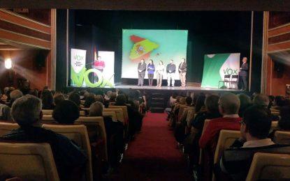"""III Aniversario de VOX por la """"Unidad de España"""", """"3 años peleando y resistiendo con dignidad"""""""