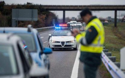 Un conductor kamikaze marroquí deja heridos a 2 Guardias Civiles en (Beni-Enzar) Melilla
