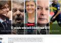 """Puigdemont en la lista de los """"12 personajes destructores"""" que llevan a Europa a """"la ruina"""""""