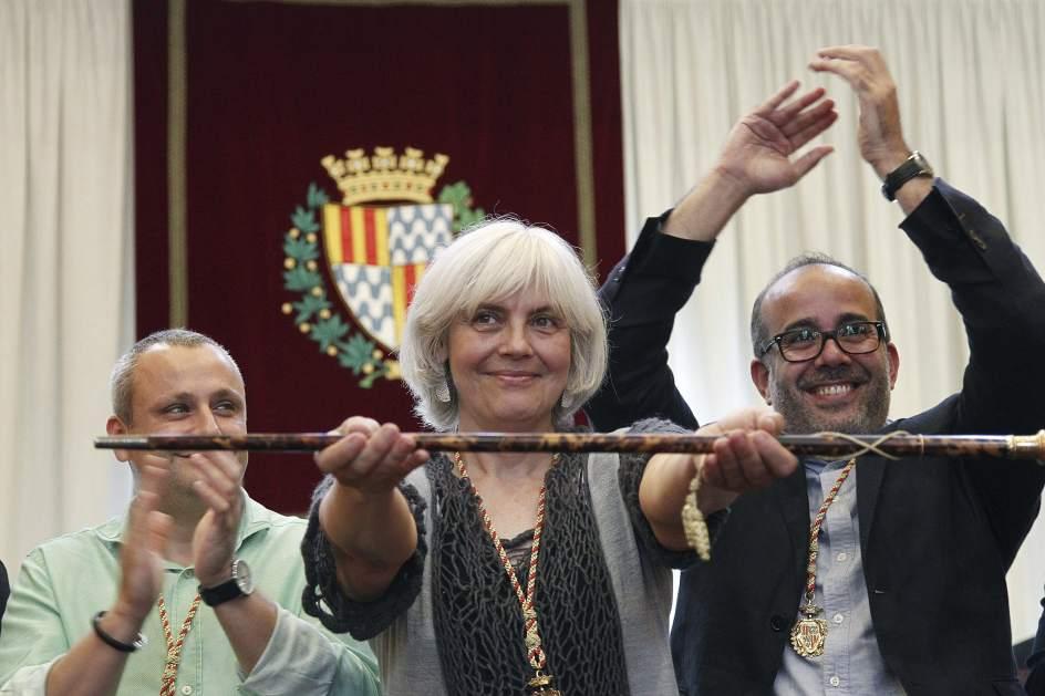 El PSOE registra una Moción de Censura contra Gobierno de CUP en Badalona (Barcelona)