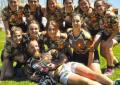 Día contra el Cáncer: Selección rugbi del Ejército contra La Armada, jornada con un '7 Femenino'