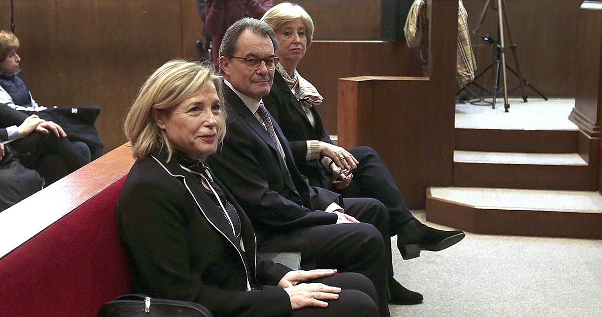 5 jueces del Tribunal Supremo decidirán si endurecen la pena de Artur Mas por el 9-N