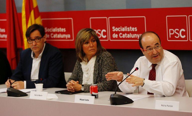 "La alcaldesa de Hospitalet (PSC) rechaza ceder locales para el referéndum ""ilegal"" del 1-O"