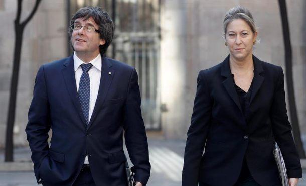 """El Gobierno catalán insinua que desobedecerá al TC, dice: La sentencia """"no altera"""" su voluntad"""