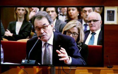 Artur Mas: Ni con la Policía Nacional podrán detener al sueño separatista en Cataluña