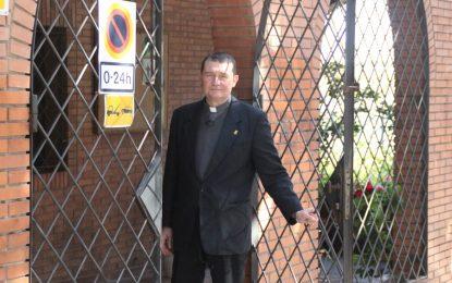 """Sacerdote Custodio: En Cataluña si opinas contra el separatismo, """"quedas segregado"""""""