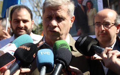 Fernández propone crear una oficina 'antiokupas' ante el incremento de ocupaciones ilegales