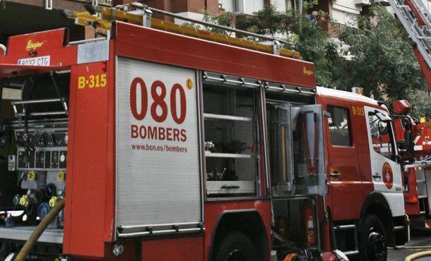 Hospitalet de Llobregat (Barcelona): Muere al lanzarse al vacío cuando huía del incendio de su piso