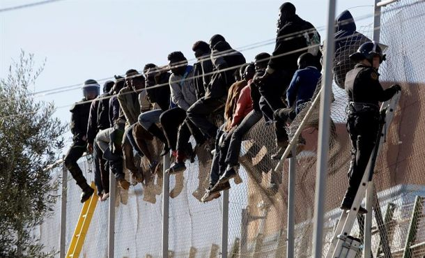 Abascal enseñará la frontera con Marruecos a eurodiputados del grupo ECR