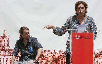 """Fracasa la gran coalición separatista de Ada Colau en Cataluña, """"decepciona enormemente"""""""