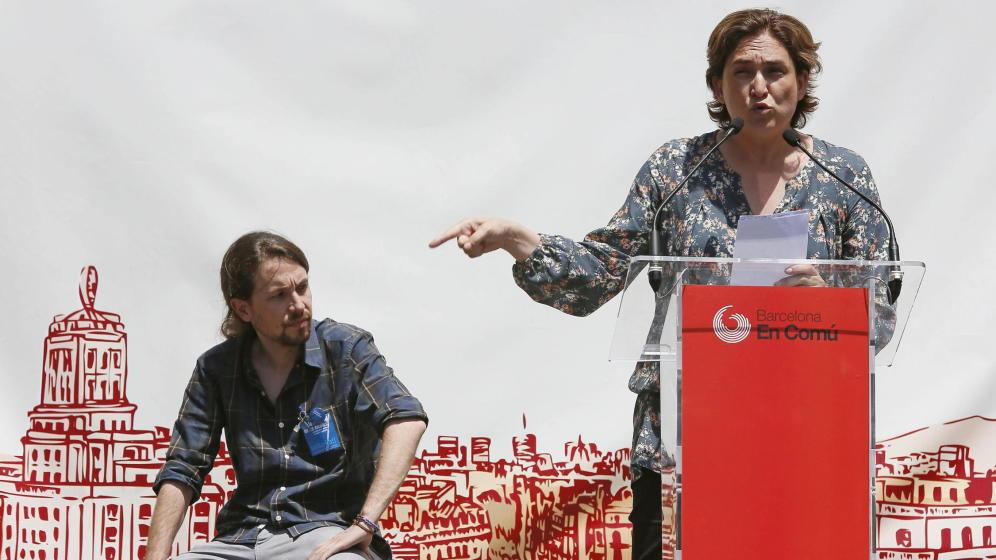 """Claves del 21D catalán: 2 bloques, una doble pugna y la llave: Colau e Iglesia, unos """"traidores"""""""