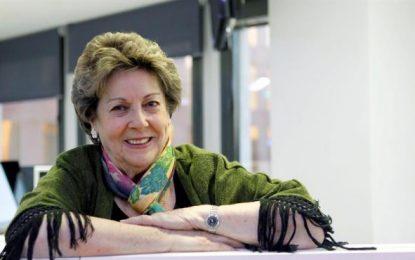 """Periodismo y cultura despiden a Paloma Gómez Borrero, """"la mejor embajadora de España en Italia"""""""