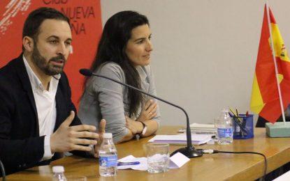 """Abascal: """"En VOX nos dirigimos a todos los españoles, no hacemos distinciones entre los votantes"""""""
