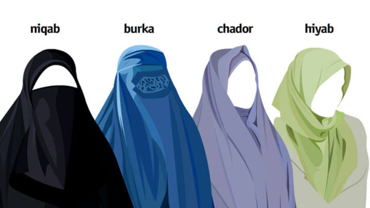 """España: El islam exige que """"se deje a la mujer cumplir con los mandamientos de su fe: hiyab y Burka"""""""