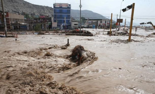 Perú: Inundaciones dejan 62 muertos, 170 heridos, 11 desaparecidos, 62 mil damnificados y 500 mil afectados