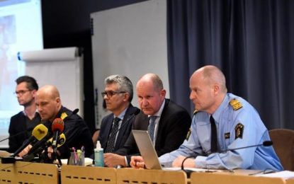 """""""Suecia ha sido atacada"""", un conductor terrorista atropella a varias personas"""