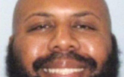 """El """"asesino de Facebook"""" se suicida tras tres días en busca y captura en EE.UU."""