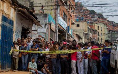 (Venezuela). La Fiscalía confirma 11 muertes en el oeste de Caracas por hechos de violencia