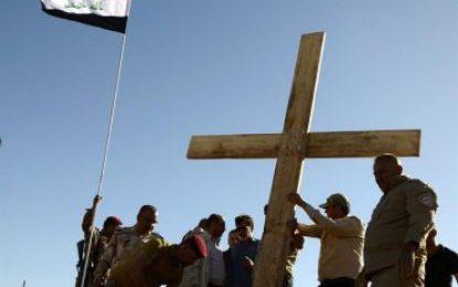La Policía iraquí libera a 260.000 personas del yihadista 'Estado Islámico'