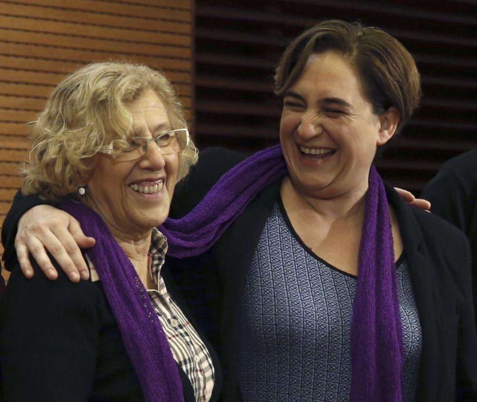 Macrooperación contra corrupción con detenidos en Ayuntamientos de Podemos y Ada Colau