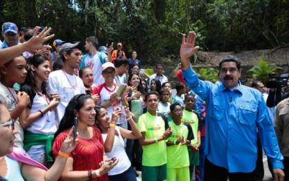 """Maduro da por concluido el golpe de estado en Venezuela, """"la controversia"""" fue resuelta"""