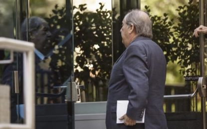 """El exsecretario del Gobierno catalán """"reconozco"""" que cobró comisiones y que """"defraudé 14,9 millones"""""""