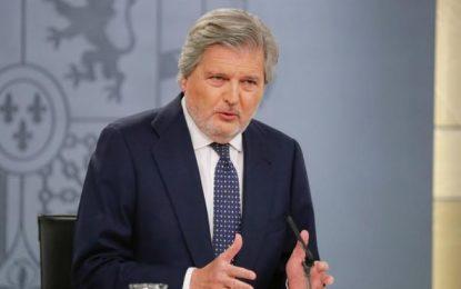 """El Gobierno, """"preocupado"""" por la asunción del nuevo PSOE de la """"plurinacionalidad"""" del Estado"""