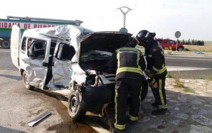 1.200 fallecidos en las carreteras de España en 2017