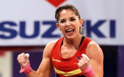 La española Atenery Hernández, 2 plata y bronce en Campeonato de Europa de halterofilia