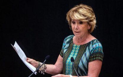 Aguirre declara hoy como testigo en el juicio de la trama Gürtel tras el arresto de su sucesor