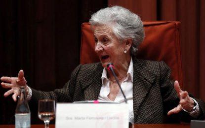 La mujer de Jordi Pujol también tiene cuentas con dinero en los paraísos fiscales