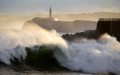 29 provincias de 12 comunidades en España en alerta por viento o nieve