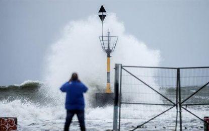 (España). La nieve y el viento activan la alerta en 14 provincias de 8 comunidades
