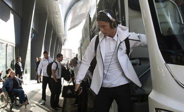 El Real Madrid empieza en Vigo con Kiko Casilla en la portería y línea de 4 defensas