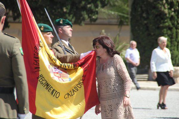 Jura de Bandera para personal civil en Cataluña a 6 días del 1-O