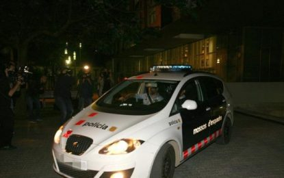 2 Guardias Urbana de Barcelona (novio y mujer de la víctima) matan a compañero de trabajo