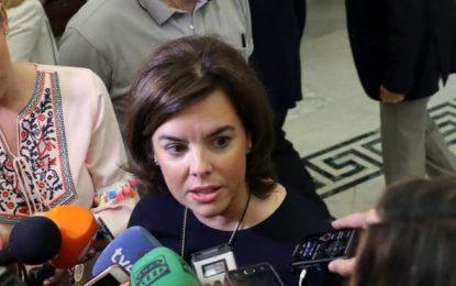 El Gobierno pide a Puigdemont que rectifique comparar el proceso separatista y ETA; el Gobierno catalán se niega